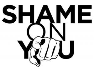 shame-on-you